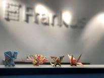 Frankus Logo Origami