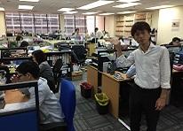 シンガポール事務所(インタビュー)