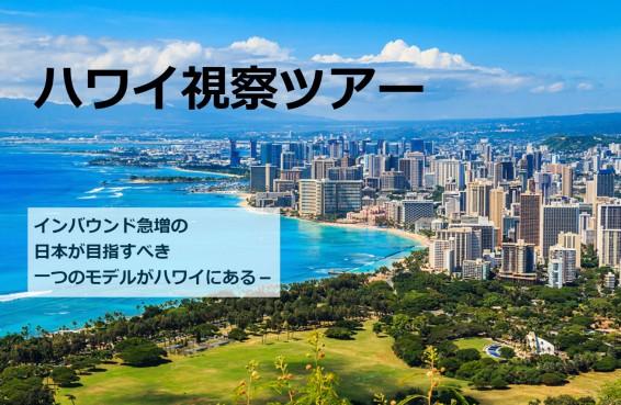 タナベ経営 ハワイ視察ツアー
