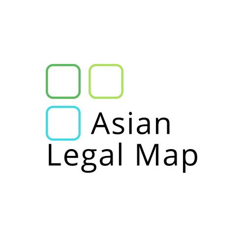 Asianlegalmap ロゴ